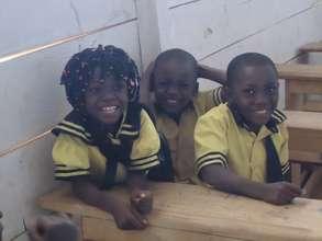 Class 1 pupils
