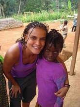 CAPEC Volunteer-Stella Leuzzi from Italy