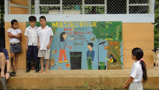 Education for rural Amazon communities