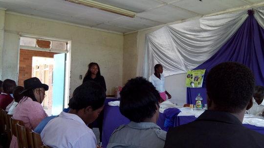 Stakeholder workshop