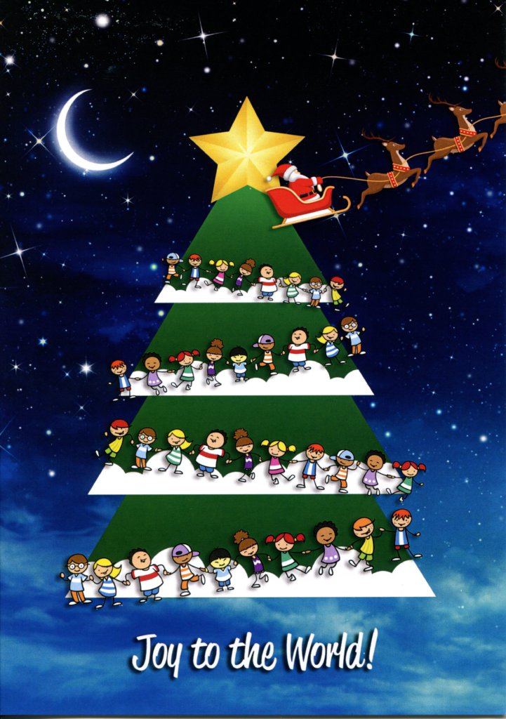 ZET Christmas Card - Front