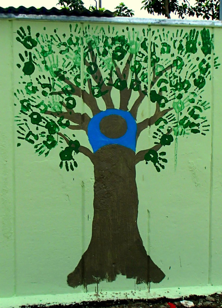 The GVI hand tree