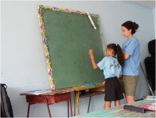 Community Development & Education in Quepos