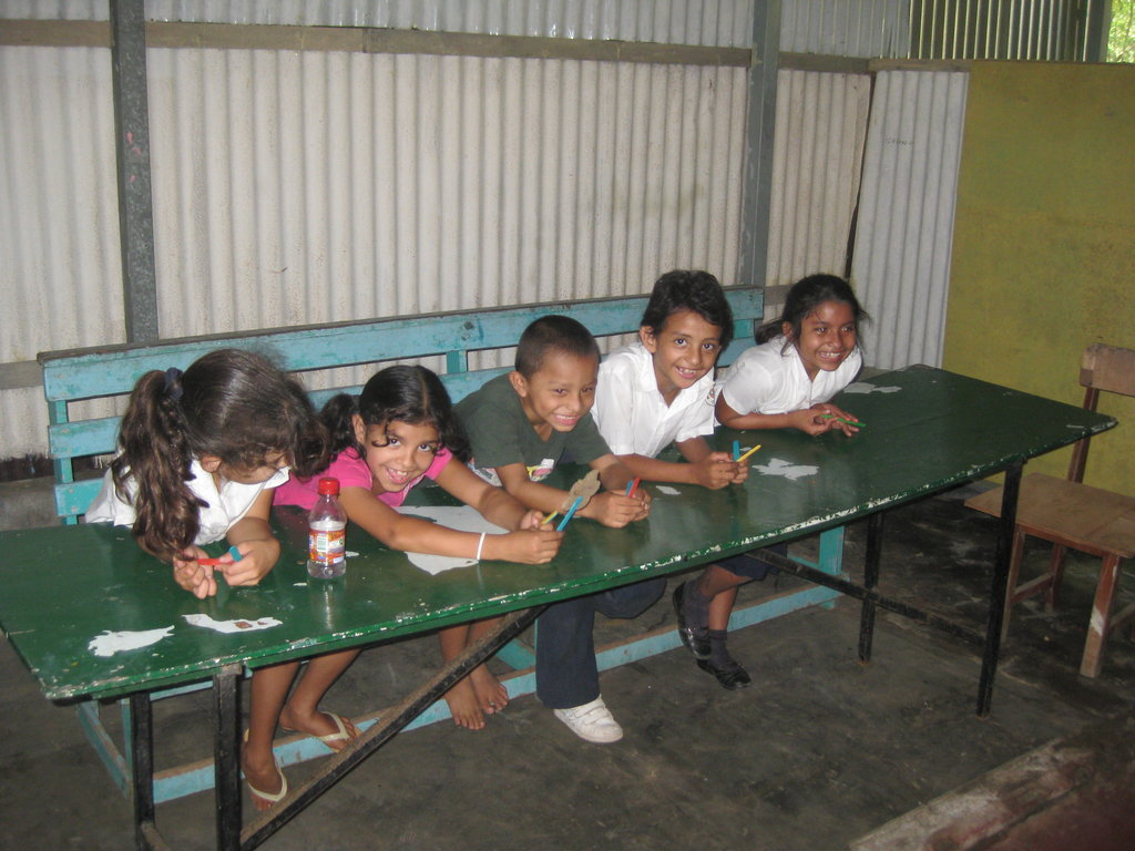 Upscalling the Community in Costa Rica