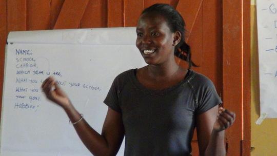 Gloria Mumeita Kotente, MGEF Alumna