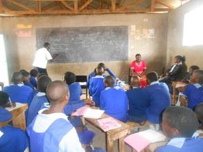 Kilonito Life Skills Workshop