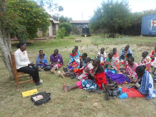 Olooyiankalani Women's Business Training