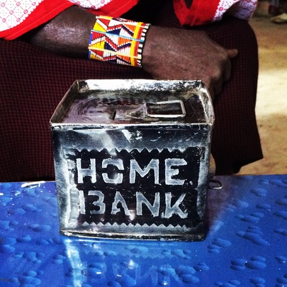 Women's Business Training Home Bank