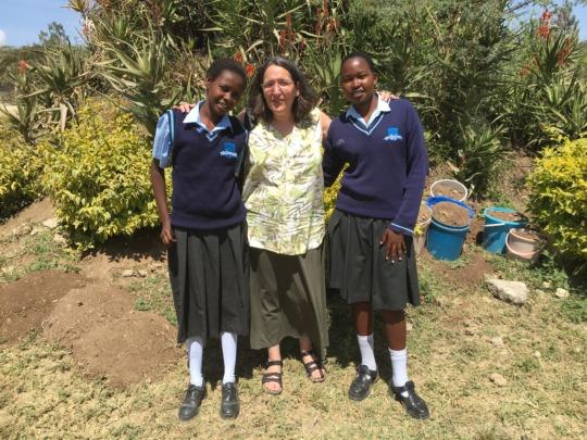 Moi Girls School & Director Heather McKay