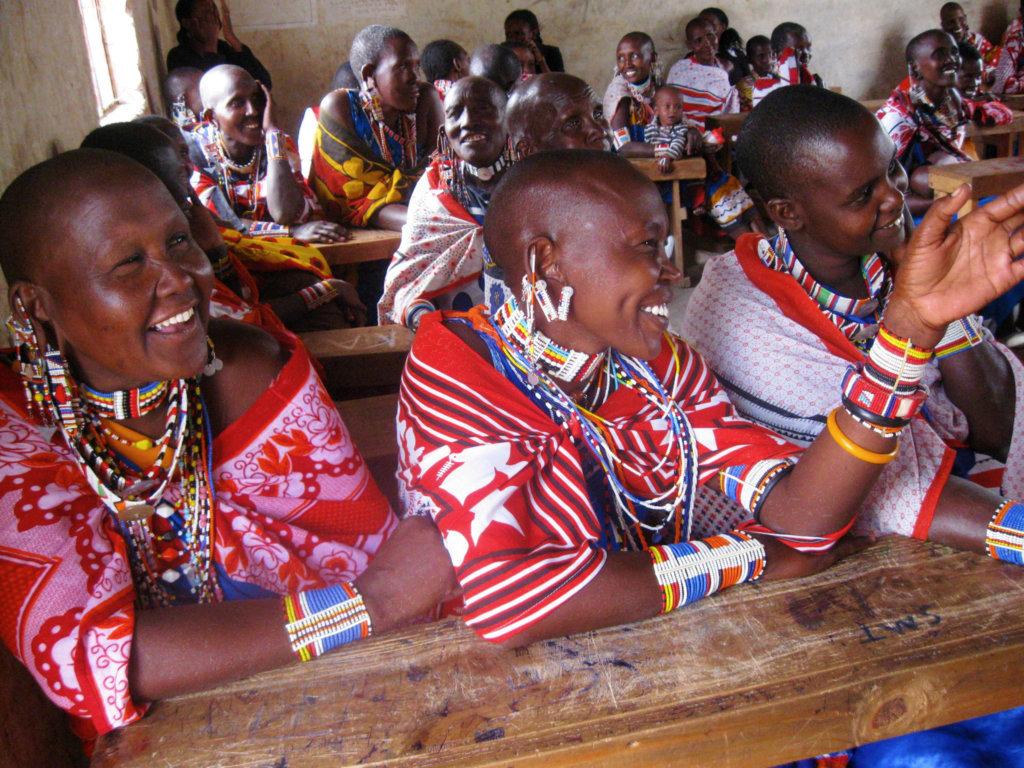 Maasai women soon to start their own businesses