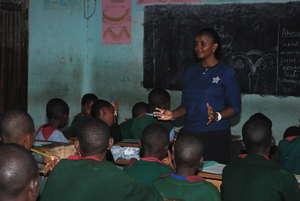 Life Skills Workshop for Girls
