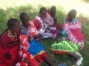 Business Training for Rural Women
