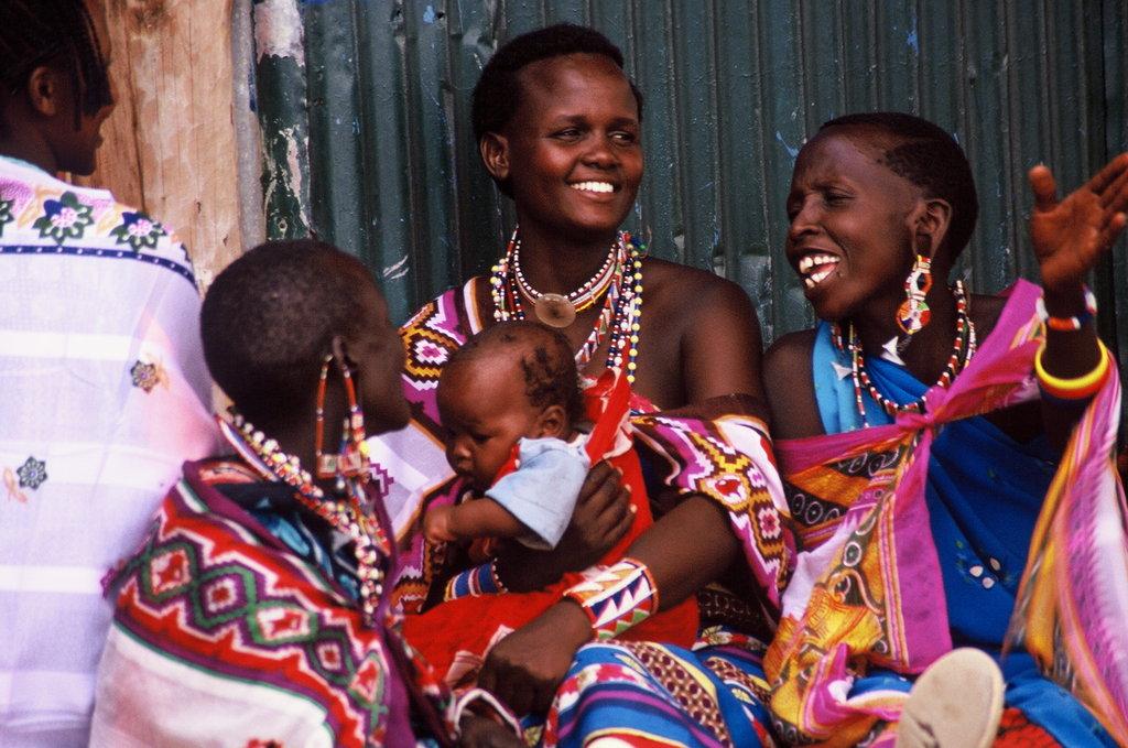 Empower Maasai Girls in Kenya