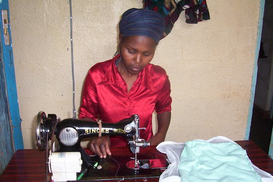 Sewing Pads for Peace