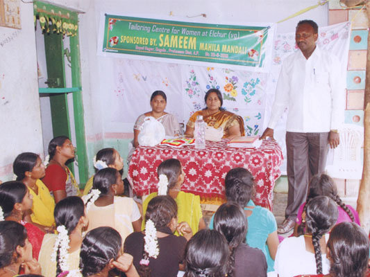 CAPACITY BUILDING AND EMPOWERMENT  OF RURAL WOMEN