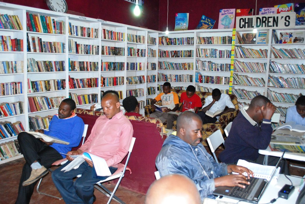 Apr - New library programs bring new patrons