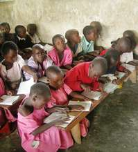 Dec - a 9-year-old dreams of desks for these kids