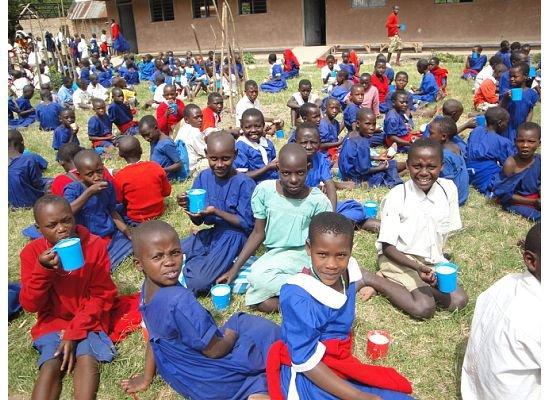 Feeding an entire school