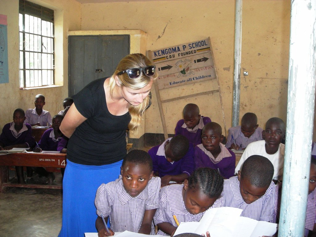 May - Peace Corps volunteer joins MCF Kabale Team