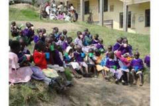 Feb - A new school year starts with porridge