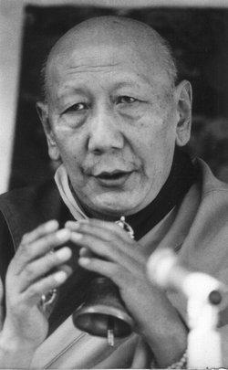 Yongdzin Ling Rinpoche VI