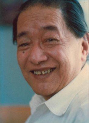 H.E. Dudjom Rinpoche II