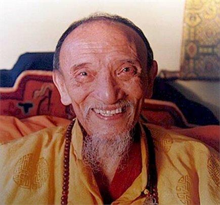H.E. Chogye Trichen Rinpoche