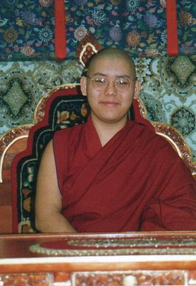 Ling Rinpoche VII