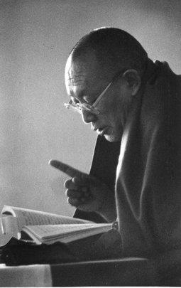Geshe Nagwang Dhargyay