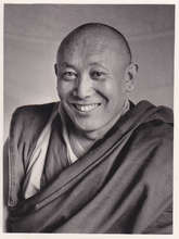Geshe Ngawang Dhaygyey