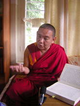 Geshe Tenzin Zangpo