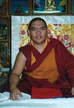 Tsenzhab Serkong Rinpoche II