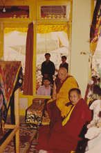 Kalachakra initiation from H.H. the Dalai Lama