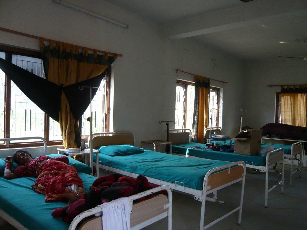 in-patient care