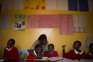 The Kibera School for Girls