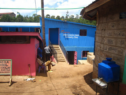 The Johanna Justin-Jinich Community Clinic
