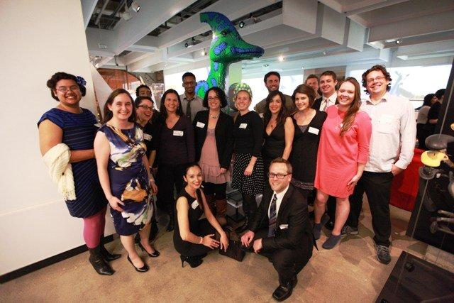 Tutorpedia Foundation staff at Education By Design
