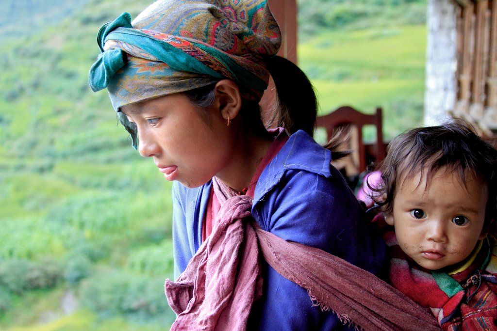 Change Nepal's staggering Maternal Mortality Rates