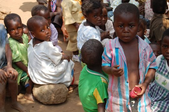 Chinseu CBO Orphan and Vulnerable Children Feeding