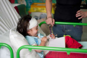 Supporting Terminally Ill Children