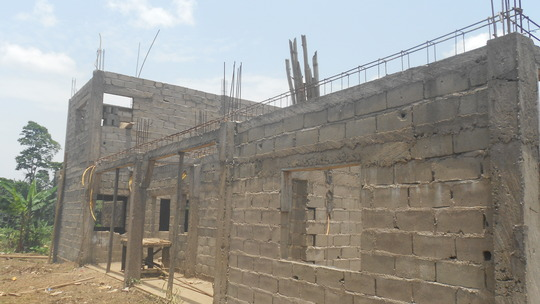HOTPEC CHILDREN DORMITORY BECOMING A REALITY