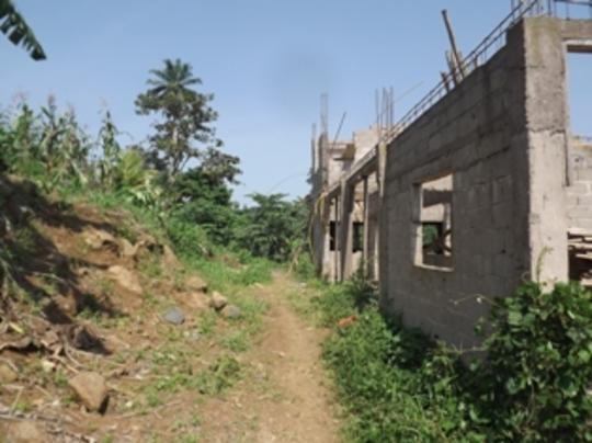 HOTPEC Dormitory building progress