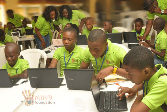 Empower rural Nigerian children with ICT