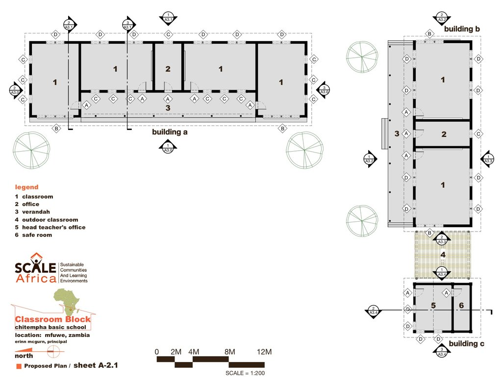 Proposed Plan of Building Rehab