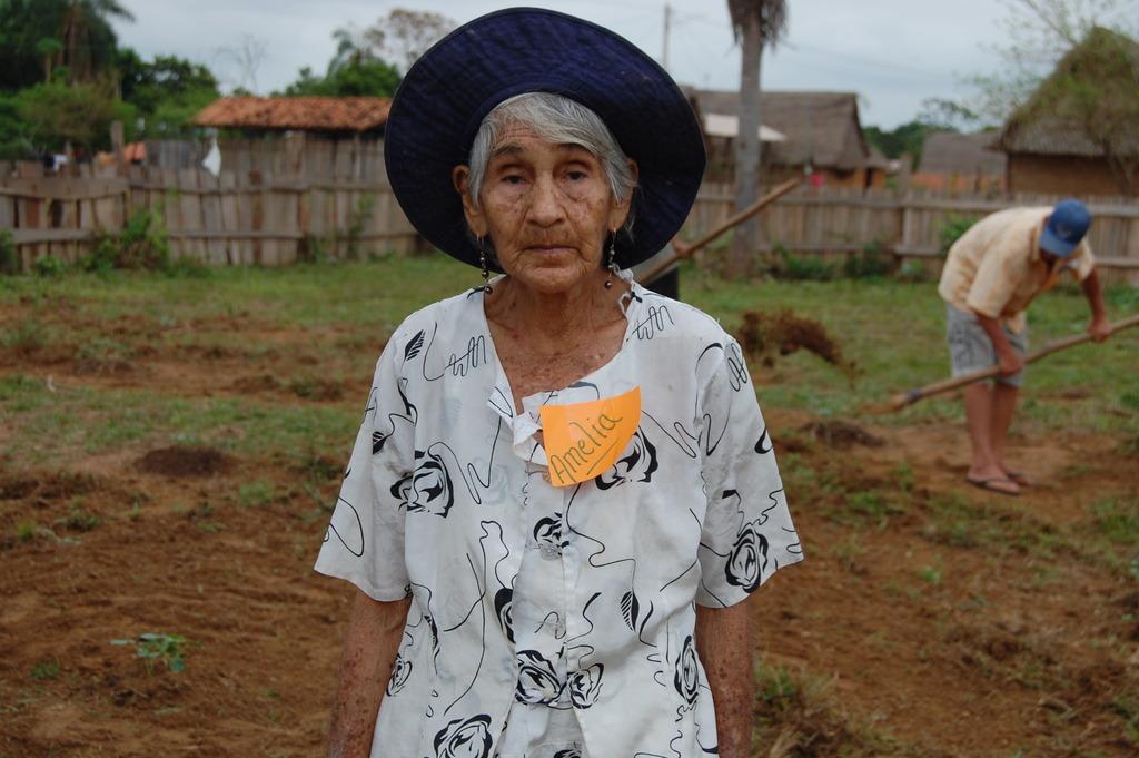 Ms. Amelia, Age 89