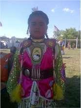 Lakota Girl Porcupine Powwow (PDF)