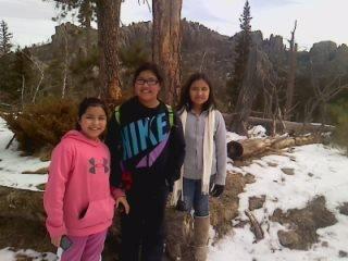 Welcome Back Thunder Ceremony, Harney Peak