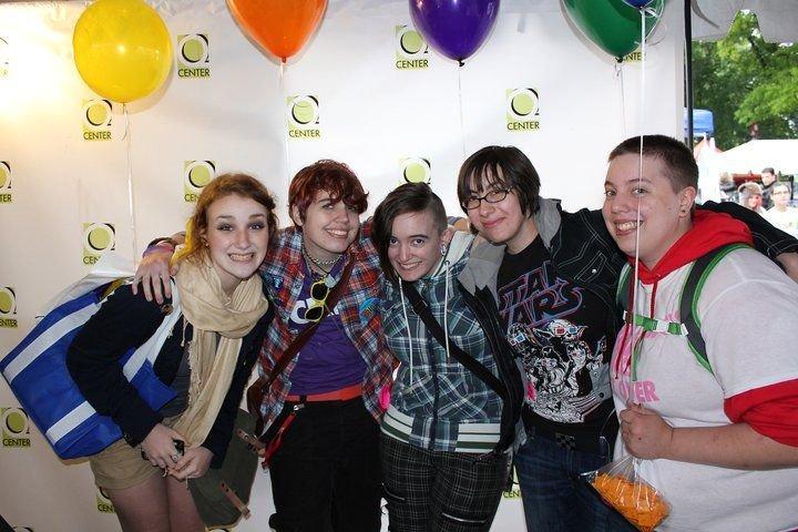 Support 500 LGBTQ Oregon Youth