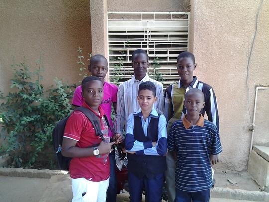 Help 50 Teens in Niger w/ Quality Formal Education