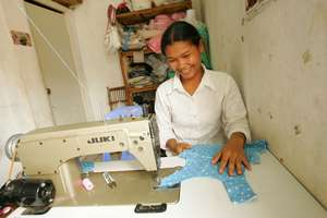 Creating Job Opportunities - Cambodia
